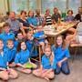 Die Familie Bloch aus Australien im Ferienhaus Reckholder in Mümliswil