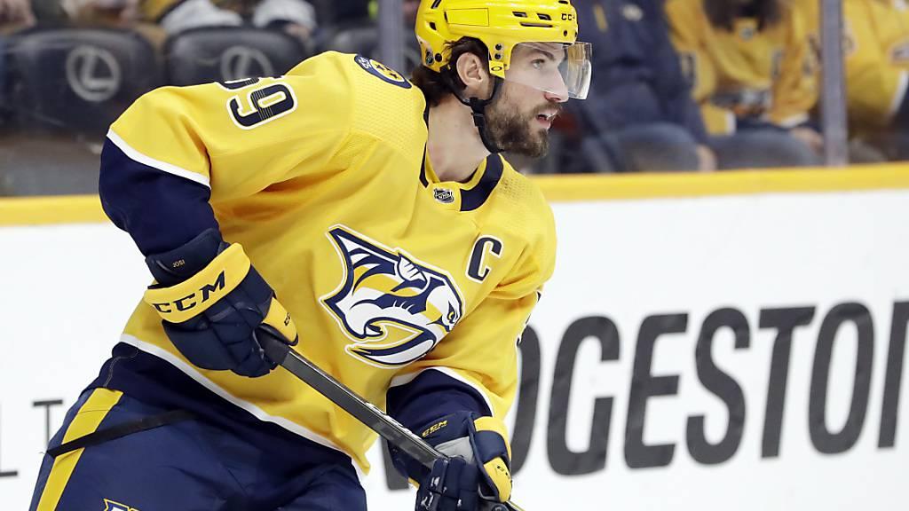 NHL-Saison für die Nashville Predators beendet