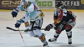 Fribourg hatte gegen Rapperswil-Jona das Nachsehen