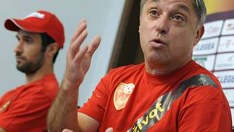 Zlatko Kranjcar ist nicht mehr Montenegro-Trainer.