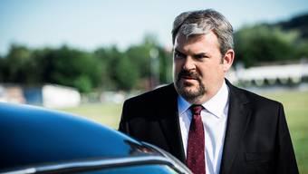 Heute Dienstag (2. Januar 2018) geht es wieder los: Luc Conrad ermittelt in der sechsten Staffel von «Der Bestatter».