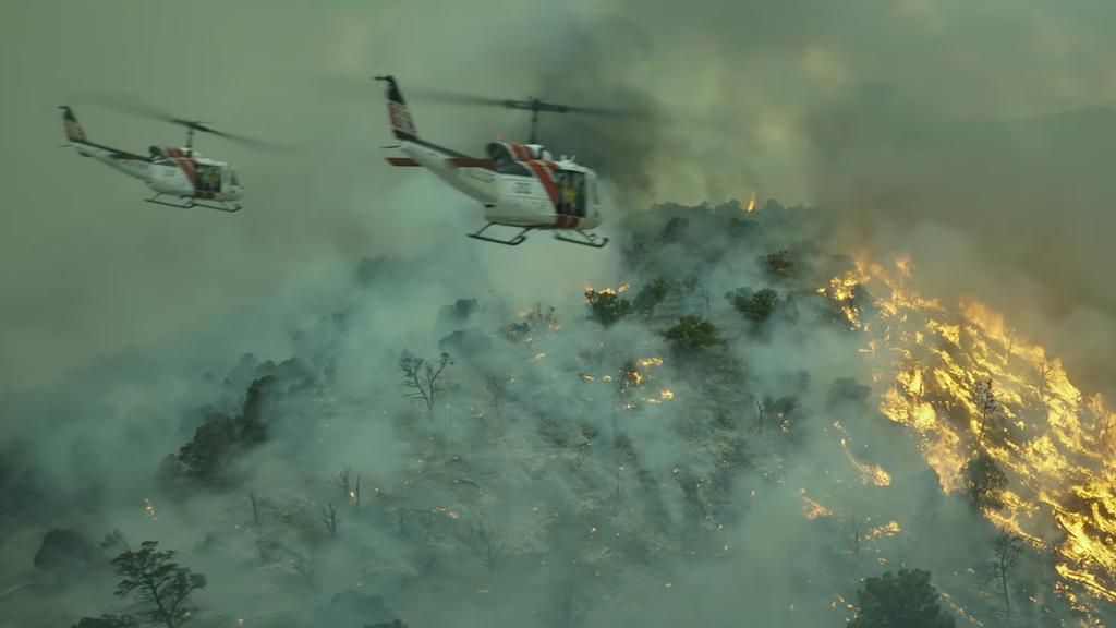 Kinotipp von Alex Oberholzer: No way out - Gegen die Flammen