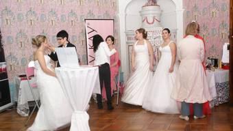 Hochzeitsmesse in Lenzburg