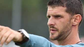 FCD-Trainer Goran Ivelj sagt, eine Reaktion sei nur als Team möglich.