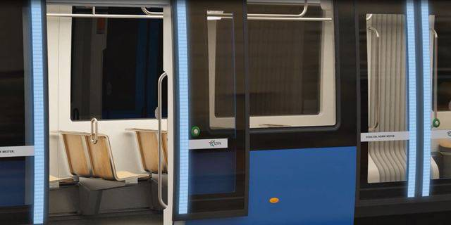 Das «Flexity Zürich»: Ein Tram der neusten Generation