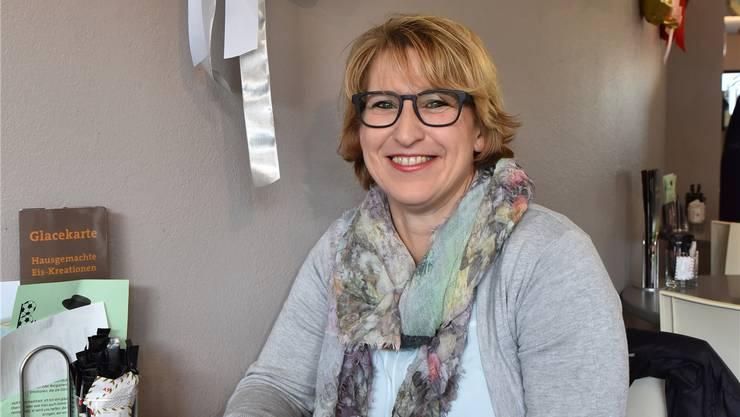 Marion Rauber ist die einzige Frau im Oltner Fuko-Rat.