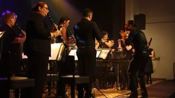 Galakonzert der Harmonie Schlieren