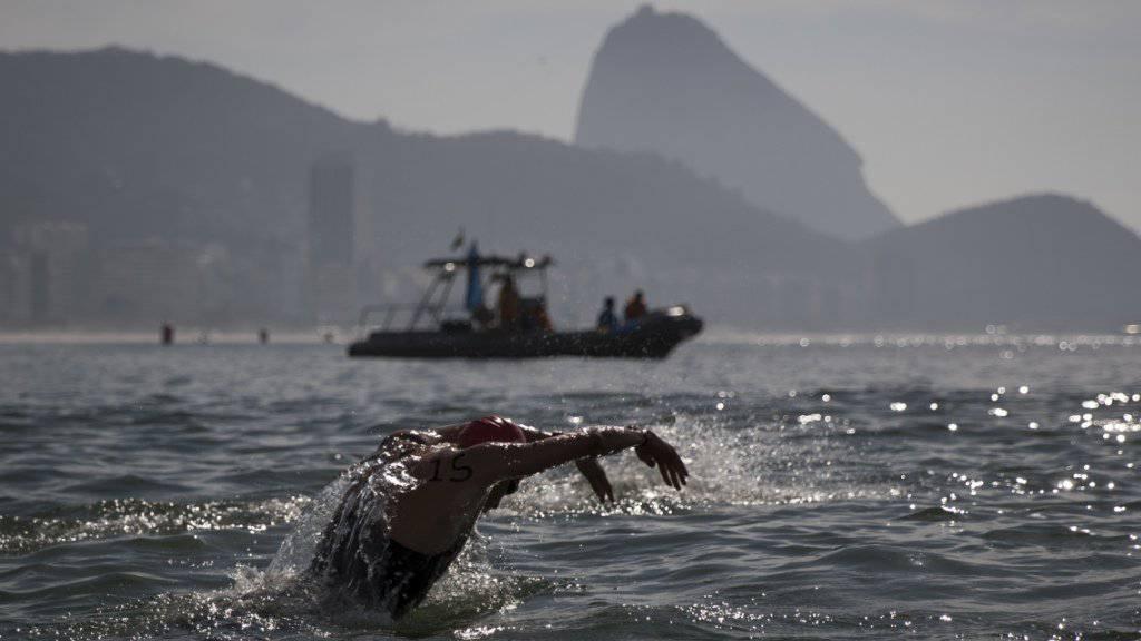 Es könnte sein, dass aus dem Frauen-Triathlon ein Duathlon wird