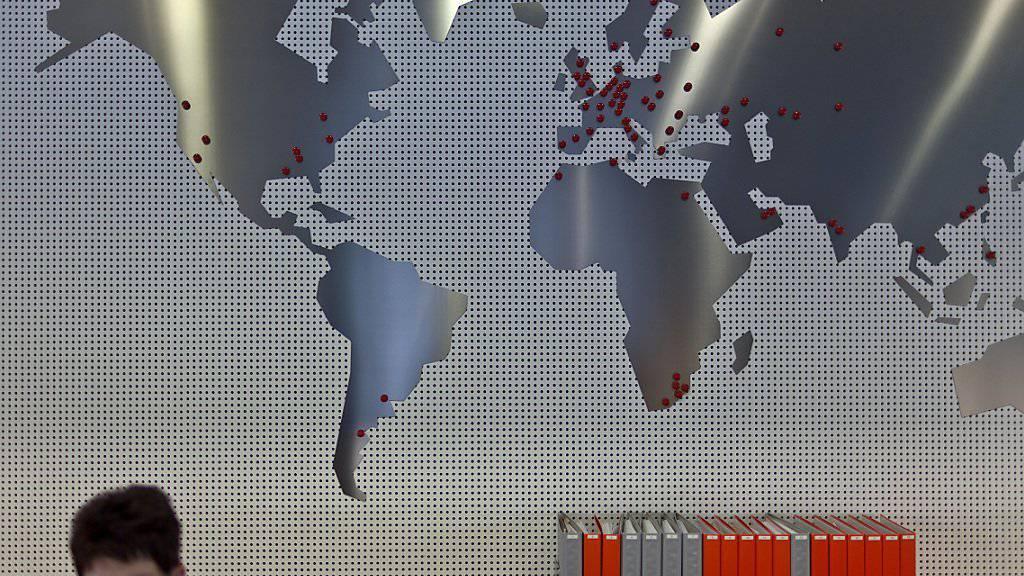 Globalisierungs-Weltmeister: Die Schweiz ist das am stärksten globalisierte Land der Welt. (Symbolbild)
