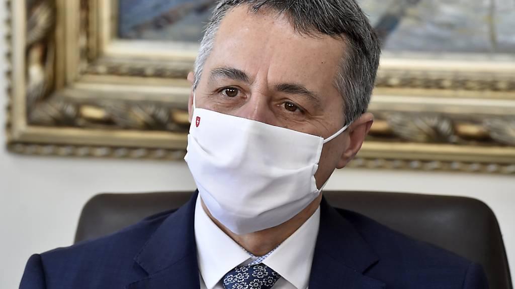 Schweiz will Indien bei Bewältigung der Pandemie helfen