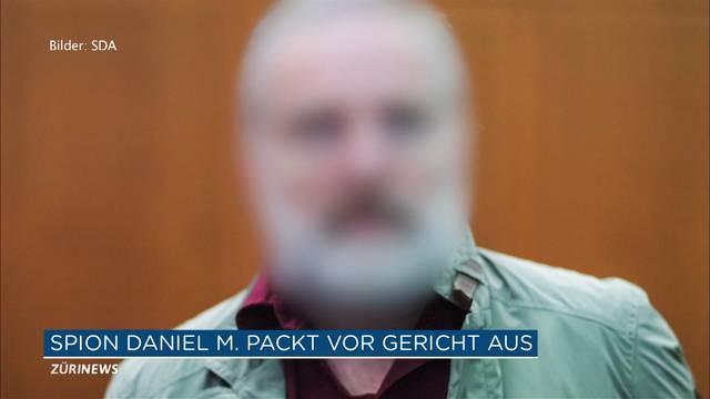 Mutmasslicher Schweizer Spion Daniel M. packt aus