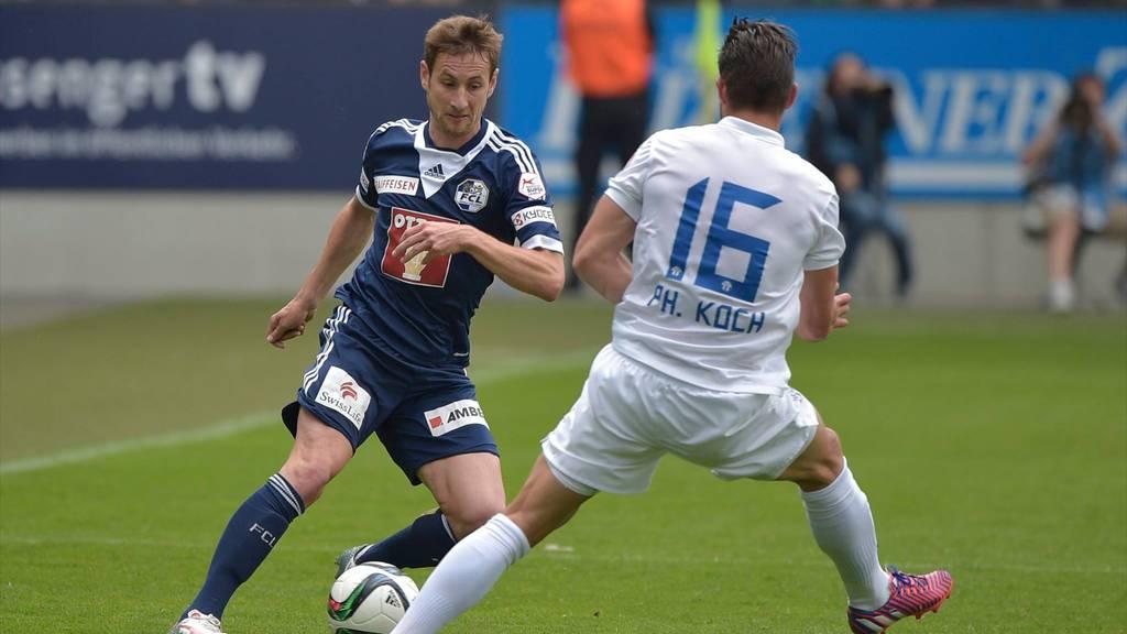 FC Luzern verliert gegen FC Zürich 0:1