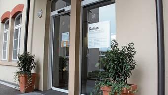 Die Türen des regionalen Zivilstandsamts Wohlen bleiben bis auf weiteres geschlossen.