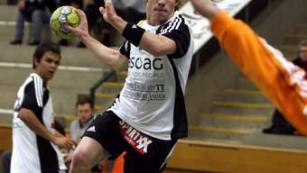 Luca Linder erzielte gegen Bern Muri 10 Treffer