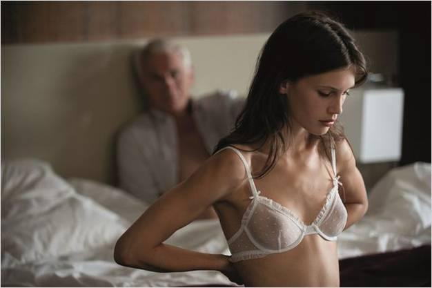 Sie gibt die 17-jährige Isabelle, die sich aus Langeweile prostituiert.