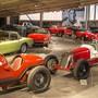 Maserati Ausstellung