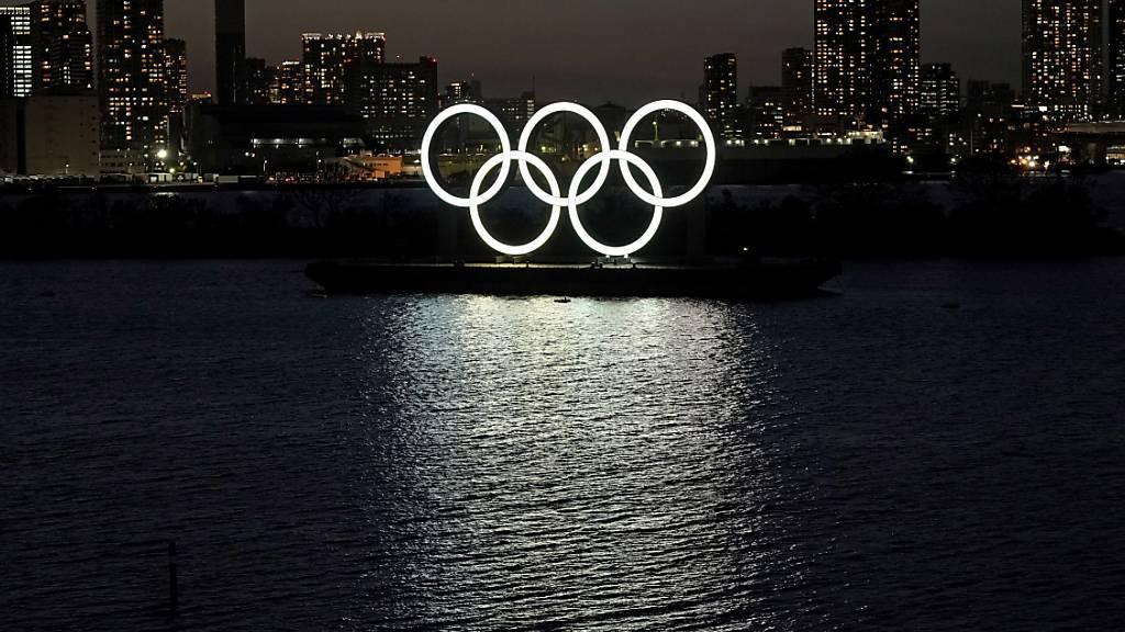 Olympische Spiele in Tokio «mit oder ohne» Coronavirus