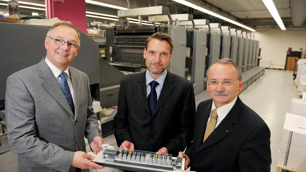 CH Media verkauft dieMulticolor Print AG an Galledia