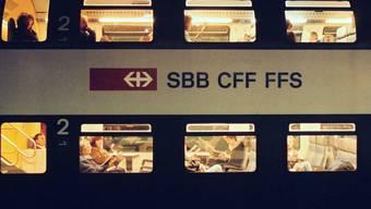 Im Raum Baden und Brugg brauchten Bahnpendler Geduld. (Symbolbild)