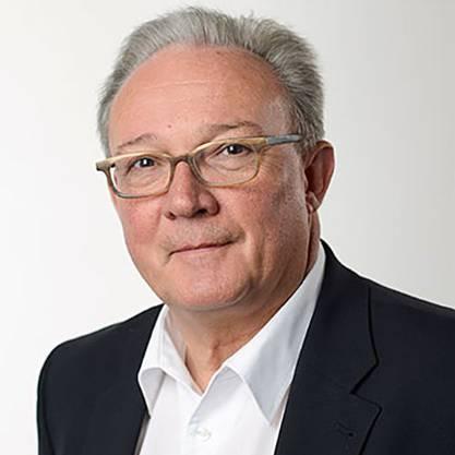 Epidemiologe Marcel Tanner