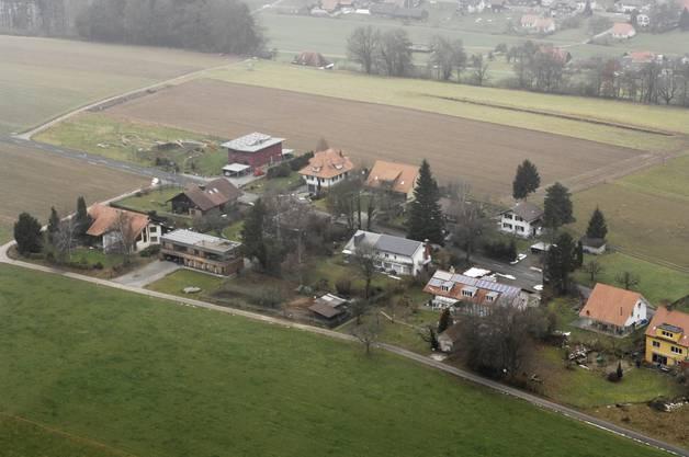 Über 35 Solaranlagen stehen im Dorf, pro Kopf eine Fläche von zwei Quadratmetern