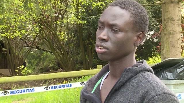 Angeklagter Asylbewerber: Trotz Fluchtgefahr auf freiem Fuss