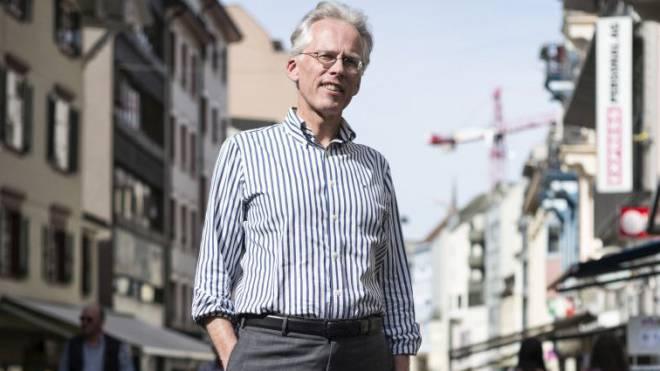 Der designierte Präsident von Pro Innerstadt fordert eine Gratis-Stunde in Parkhäusern. Foto: Roland Schmid