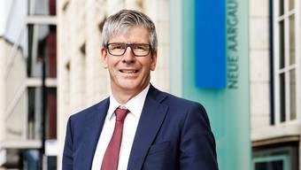 Roland Herrmann ist seit Herbst 2016 CEO der Neuen Aargauer Bank (NAB).