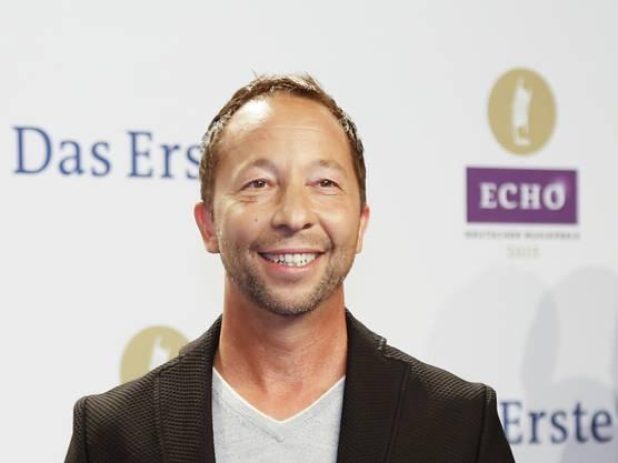 DJ Bobo wird im zarten Alter von 49 Jahren mit dem Lebenswerkpreis der Swiss Music Awards ausgezeichnet. (Archivbild 2015)