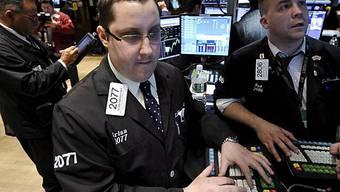 Dow Jones zum Schluss leichter
