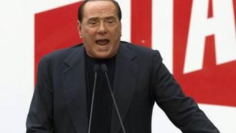 Steuerbetrüger Berlusconi glaubt immer noch an ein Comeback