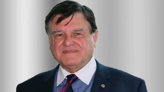 John McGough (68), gebürtiger Engländer mit Wohnsitz Budapest und Schweizer Pass. Foto: ZVG