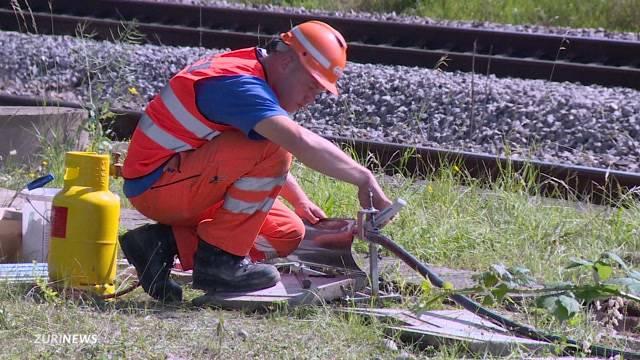 Tätersuche nach Bahn-Chaos