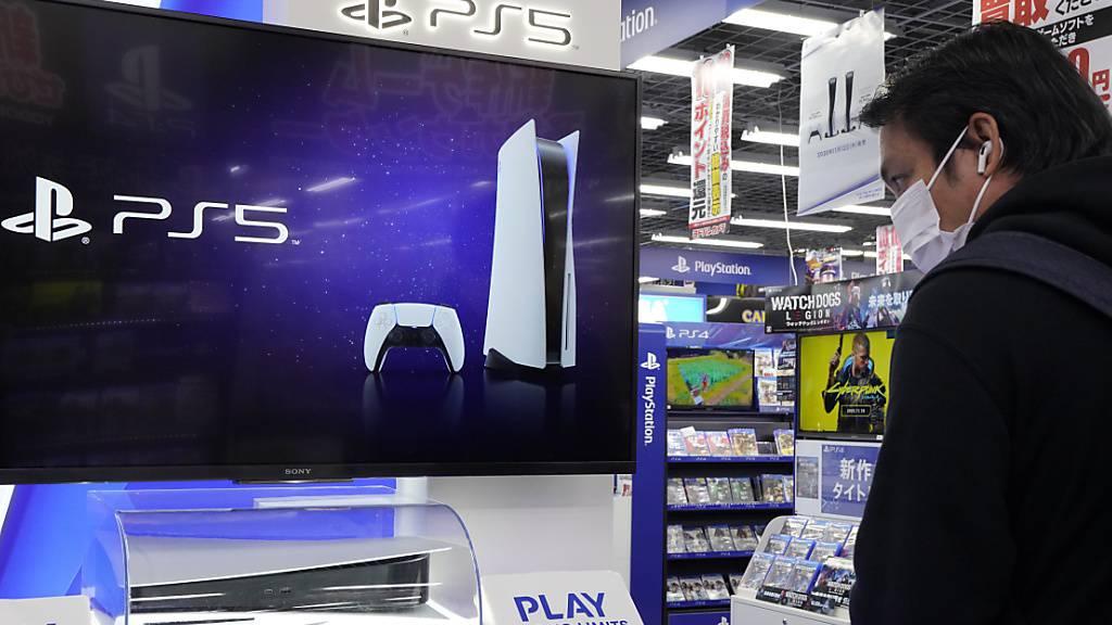 Sony will den Chatdienst Discord auf seine Playstation bringen. (Archivbild)