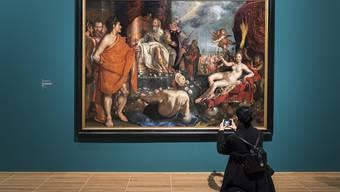 Gemälde des Prado im Kunstmuseum Basel 2017