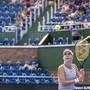 Belinda Bencic spielte zuletzt ein Turnier in Prag