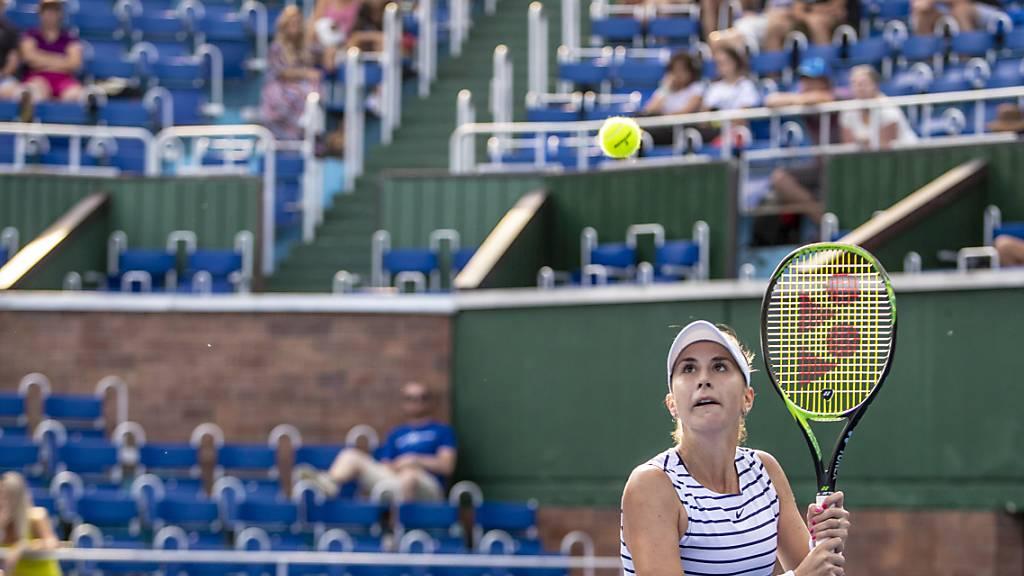 Bencic: Noch viele Fragen offen beim US Open