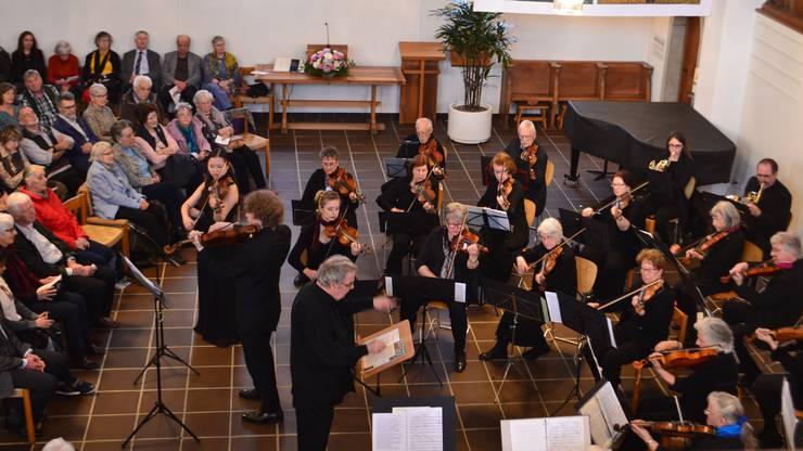 Mozart und Salieri standen auf dem Programm