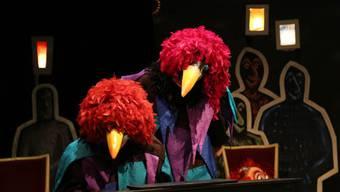 "«D Swingvögel» sind auch 2018 im ""Ridicule"" zu sehen."