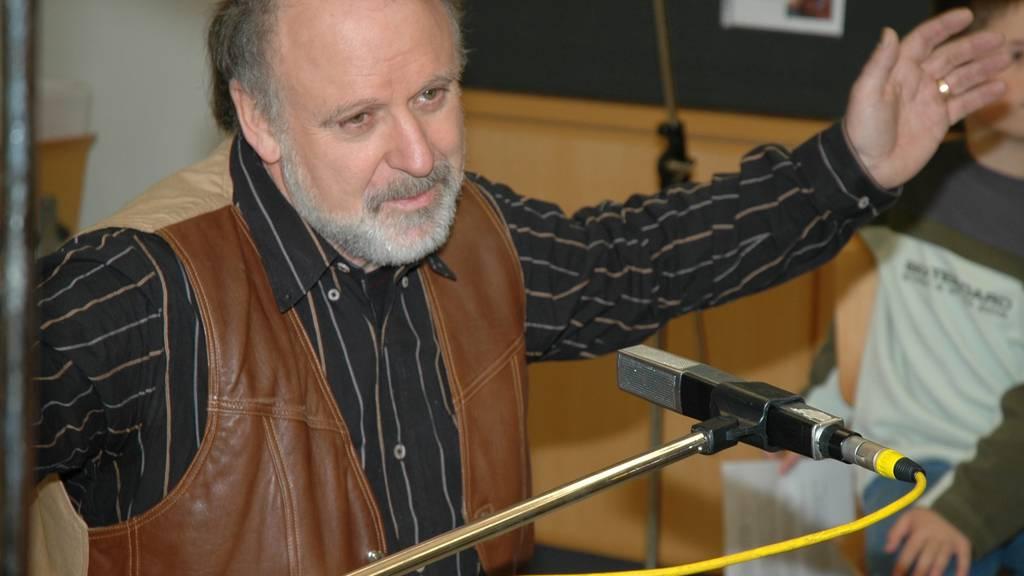 Peter Reber feiert seinen 70. Geburtstag
