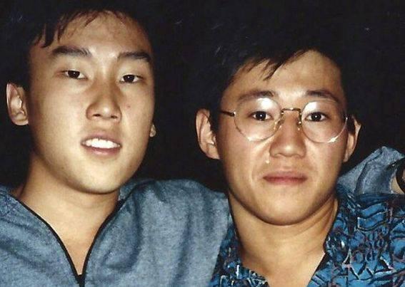 Kenneth Bae (rechts) musste für lange Zeit in ein nordkoreanisches Arbeitslager. Das Bild stammt aus dem Jahr 1988, damals war der heute 44-Jährige erst 19.