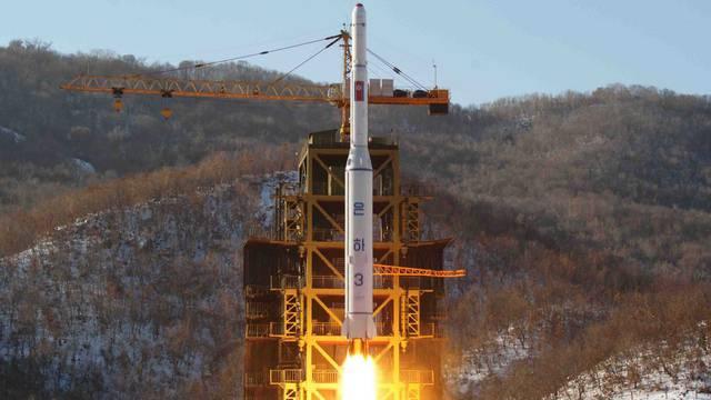 Raketentest im Dezember in Nordkorea (Archivbild)