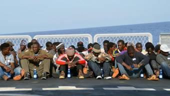 Giacomo Sferlazzo wird am 1. Mai auf dem Sechseläutenplatz von der Situation in Lampedusa berichten. (Archiv)