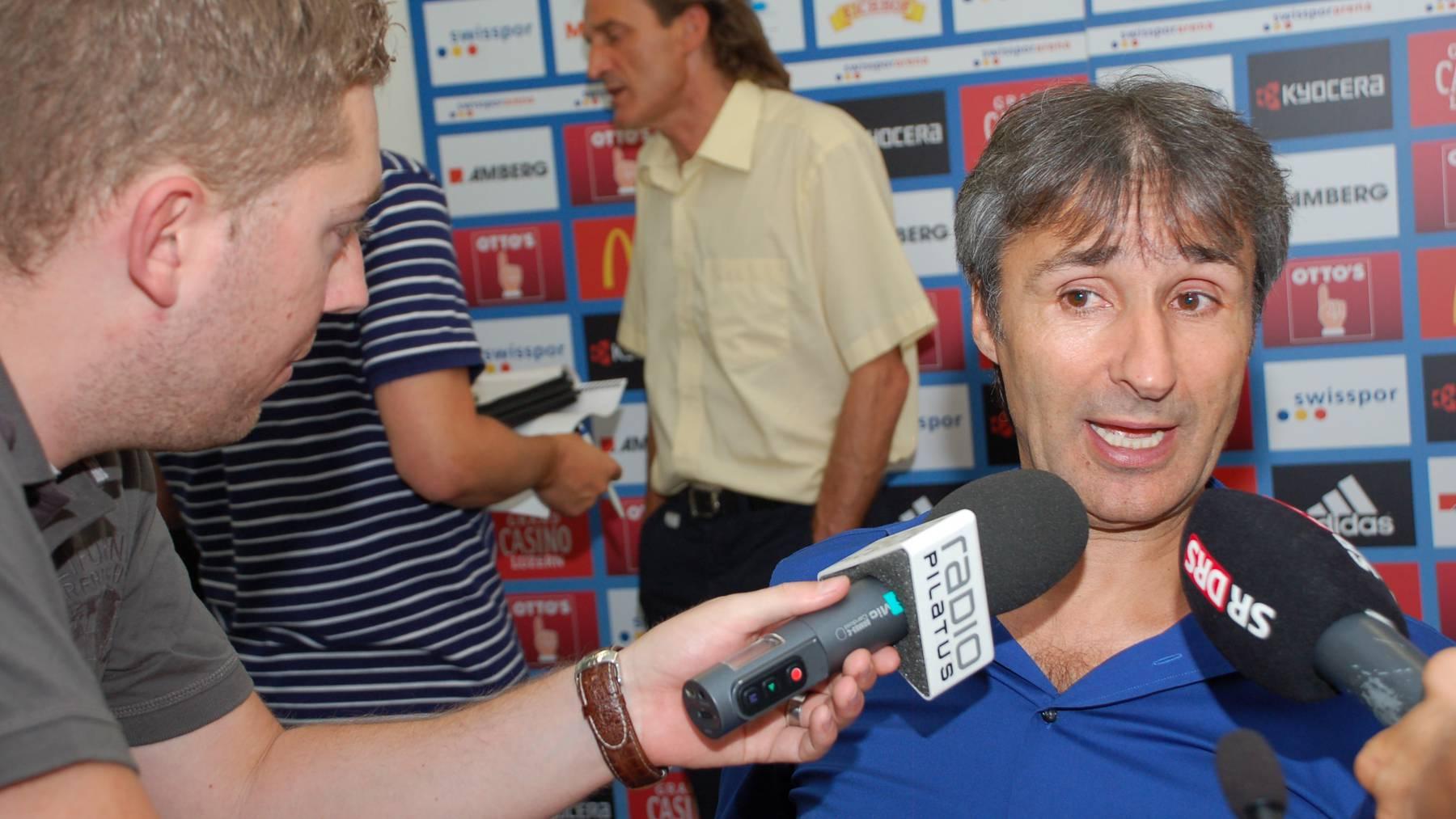 FC Luzern verliert gegen FC Basel 0:4