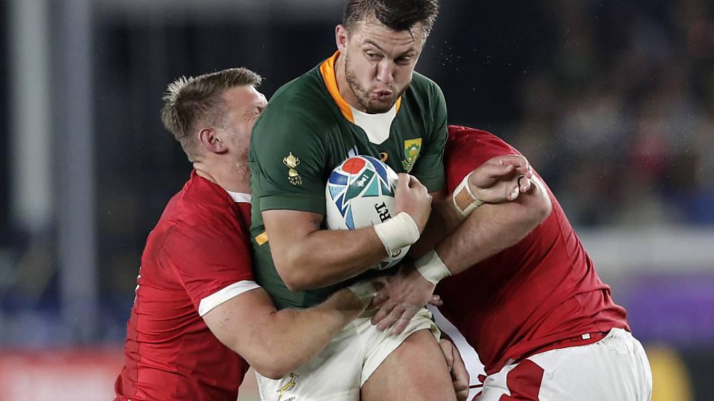 Südafrika folgt England in den WM-Final