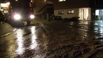 Unwetter führen im Baselbiet zu Überschwemmungen und Murgängen