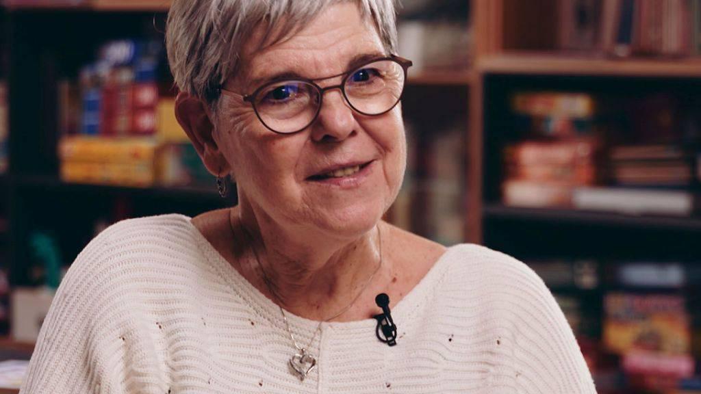 Mireille Udriot aus Choëx sur Monthey VS vermittelt seit 1984 Kinder mit Beeinträchtigungen oder aus einem schwierigen familiären Umfeld an Familien.