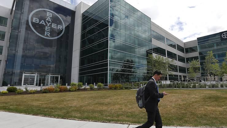 Nachdem sich entsprechende Spekulationen schon länger hielten, hat der deutsche Chemiekonzern Bayer nun bestätigt, dass er sich um eine Übernahme des US-Saatgutriesen Monsanto bemüht. (Archivbild)
