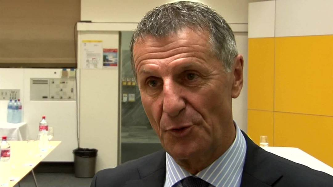 Der abtretende Konzernchef der Post, Jürg Bucher, zur Umwandlung in eine AG und den unternehmerischen Freiraum, den seine Nachfolgerin dadurch geniessen wird.