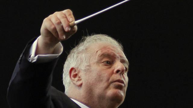 Daniel Barenboim wird neuer Musikdirektor der Mailänder Scala (Archiv)
